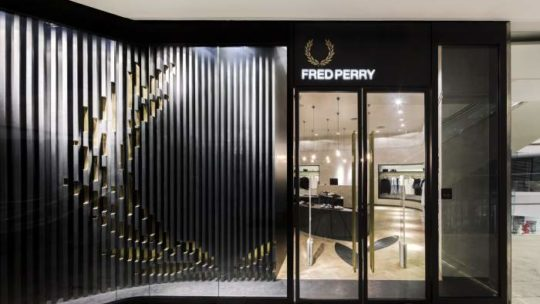 Бренд «Fred Perry»
