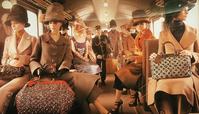 Мода как страница истории