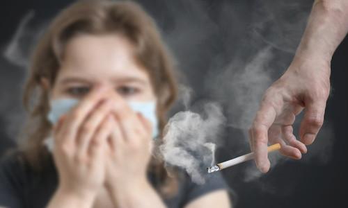 Влияние курения на ребенка